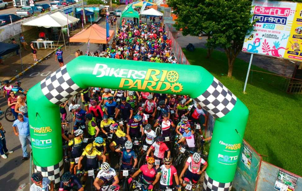 Bikers Rio Pardo   Notícia   2º Desafio Rio Pardo de Mountain Bike- Resultados