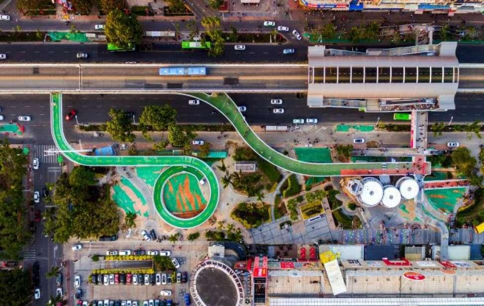 Bikers Rio pardo | Notícia | As 5 ciclovias mais incríveis do mundo