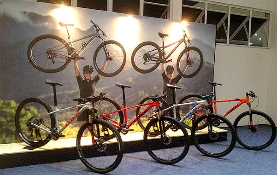 Bikers Rio pardo | Notícias | Trek quer expandir no Brasil com bikes de até R$ 15 mil