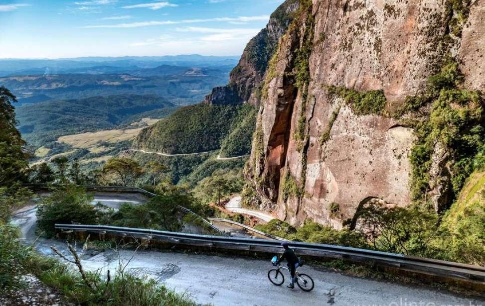 Bikers Rio pardo | Notícias | Os 6 melhores roteiros de bike no Sul do Brasil