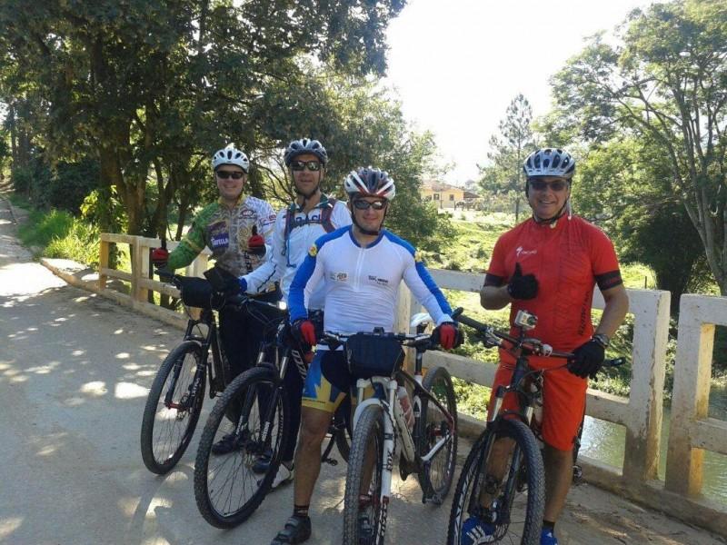 Bikers Rio pardo   Roteiro   Imagens   Riopardenses no Caminho dos Anjos