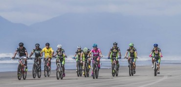 Bikers Rio pardo   Roteiros   Pedalar por praias amplas e desertas atrai turistas ao Circuito de Lagamar