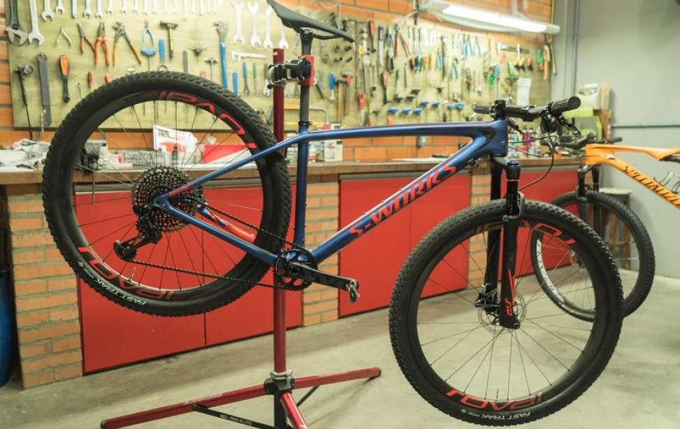 Bikers Rio pardo | Notícia | Você conhece a bike mais leve da da Specialized?