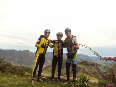 """Bikers Rio pardo   Roteiros   Caminho da Fé - """"Gui, Nino e Callegari"""""""