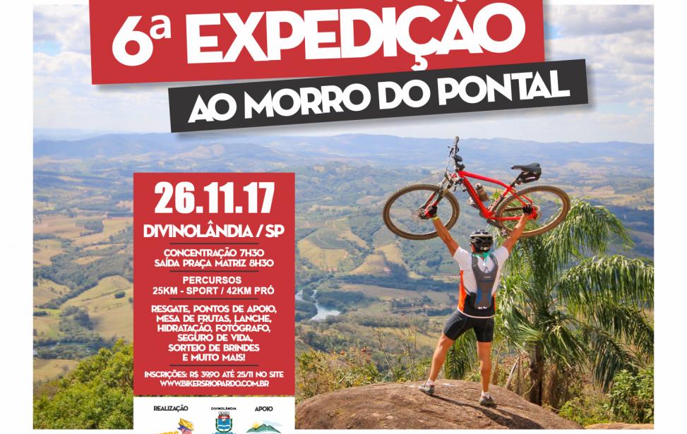 Bikers Rio Pardo | 6ª EXPEDIÇÃO AO MORRO DO PONTAL