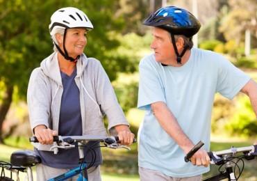 Bikers Rio pardo | Artigos | Bikes beneficiam a saúde dos idosos