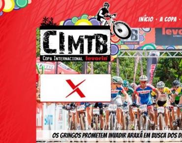 Com ciclistas de dez países, CIMTB...
