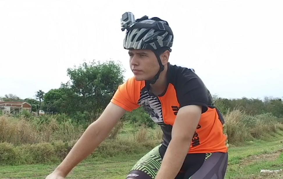 Bikers Rio Pardo | SUA HISTÓRIA | Após preocupação com alergia, estudante vira ciclista, entra na dieta e emagrece 30kg