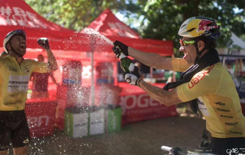 Bikers Rio Pardo | Notícia | Henrique Avancini e Manuel Fumic vencem prova de 4 etapas na África do Sul
