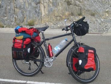 A Melhor Bicicleta para o Cicloturismo