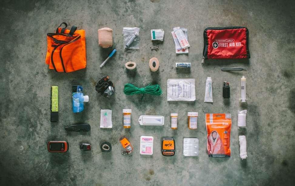 Bikers Rio Pardo | Dicas | kits de primeiro socorros