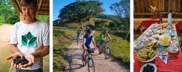 Bikers Rio pardo | Roteiros | Circuito de Cicloturismo Acolhida na Colônia