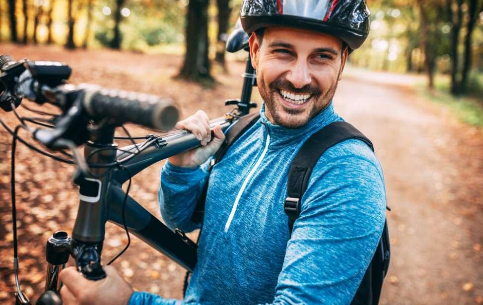 Bikers Rio Pardo | Artigo | Exercício físico faz você mais feliz do que dinheiro, diz novo estudo