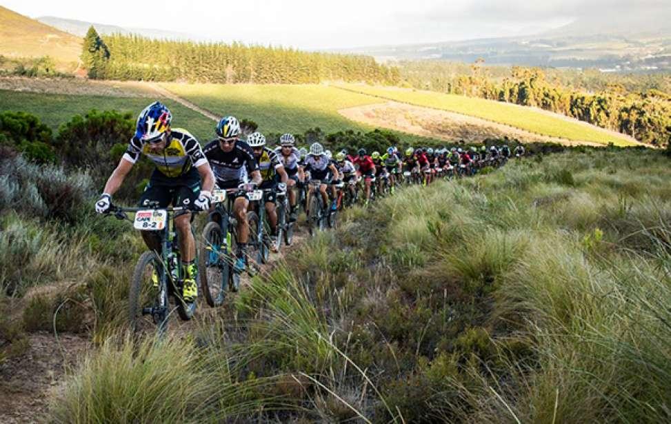 Bikers Rio Pardo | Notícia | Cape Epic de 2018 terá crono e quatro etapas com mais de 100km