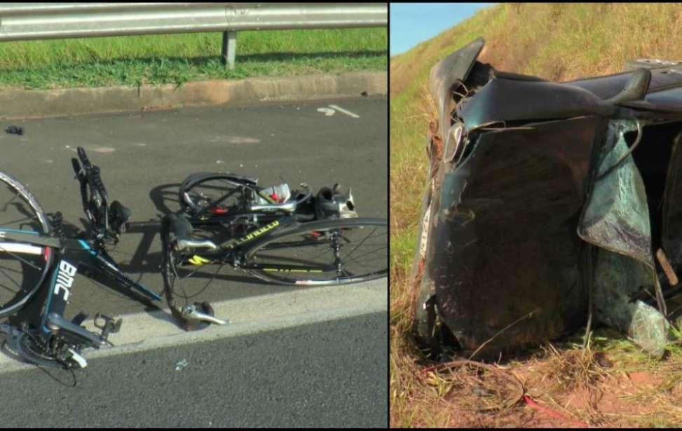 Bikers Rio pardo | Notícia | Motorista embriagado atropela e mata dois ciclistas na Rodovia dos Bandeirantes, em Limeira