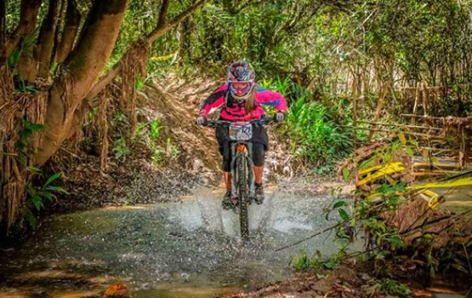 Bikers Rio pardo   Notícias   Brasil de Bike com Patrícia Loureiro