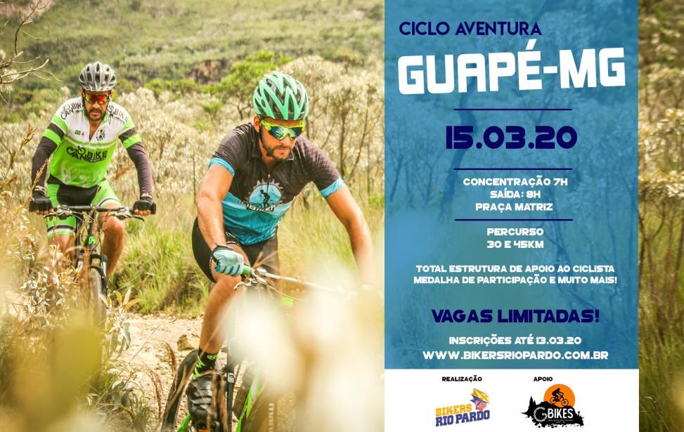 Bikers Rio pardo | Ciclo Aventura | CICLO AVENTURA - GUAPÉ-MG