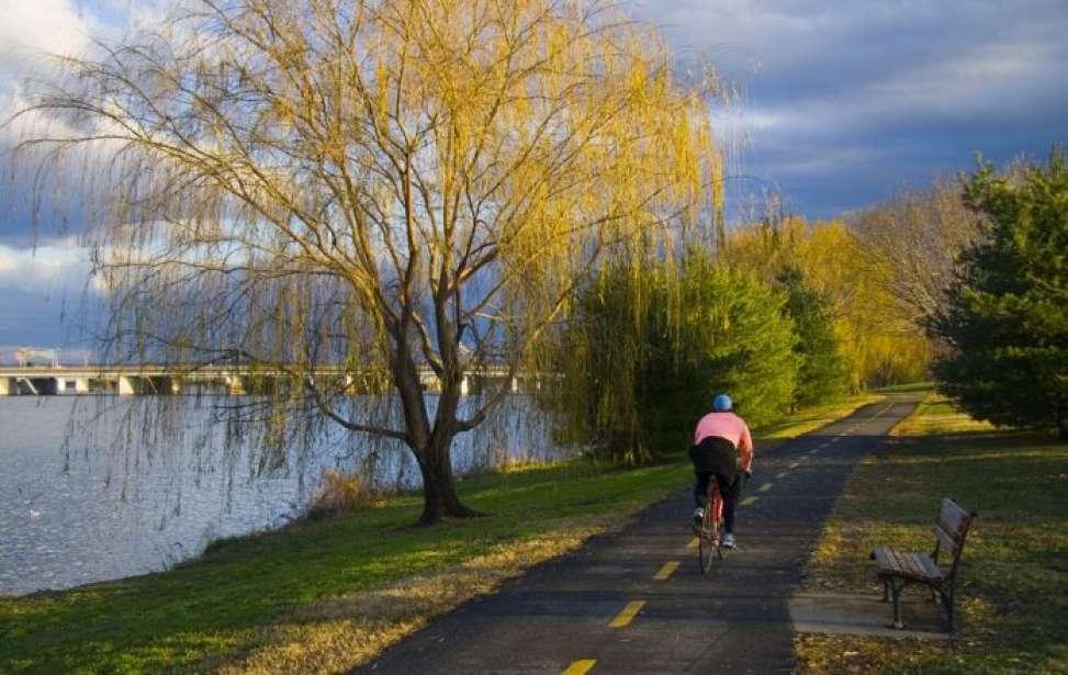 Bikers Rio pardo | Notícia | Trilha vai permitir que ciclistas atravessem os EUA de leste a oeste